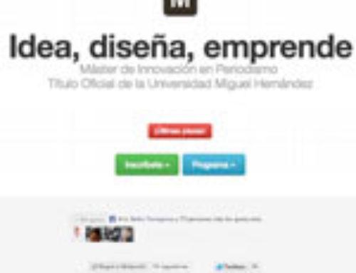 Analítica Web y estrategia Digital en el Máster de Innovación de Periodismo de la UMH