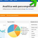 accesos a analytics icon