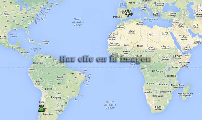 cv de ainhoajulian en maps