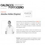 calzados punto cero ainhoa julián ponente