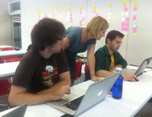 Crear un plan de Marketing para tu proyecto en Internet, formación impartida en la Universidad Miguel Hernández