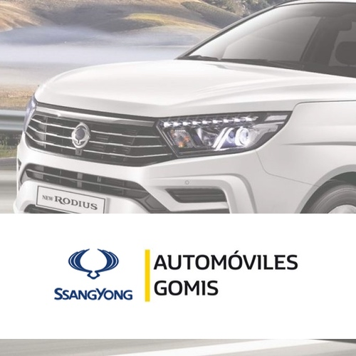 ssangyong automoviles gomis