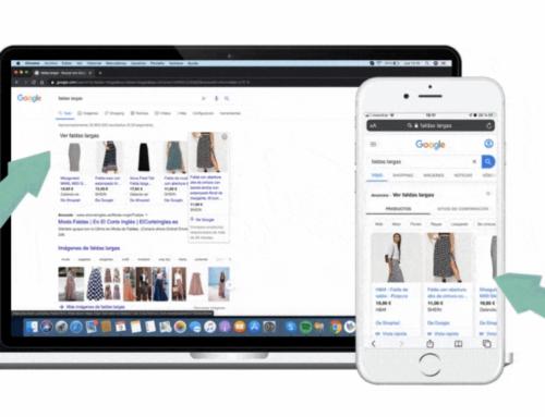 Cómo conseguir que los productos de tu tienda online se vean en Google Shopping Ads