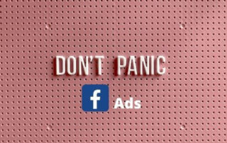 dont panic facebook ads